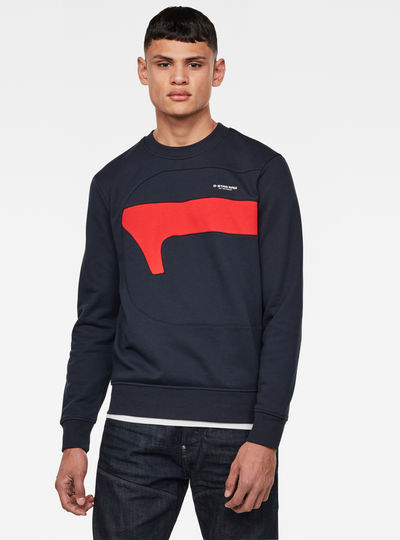 Hamburger Logo Sweatshirt