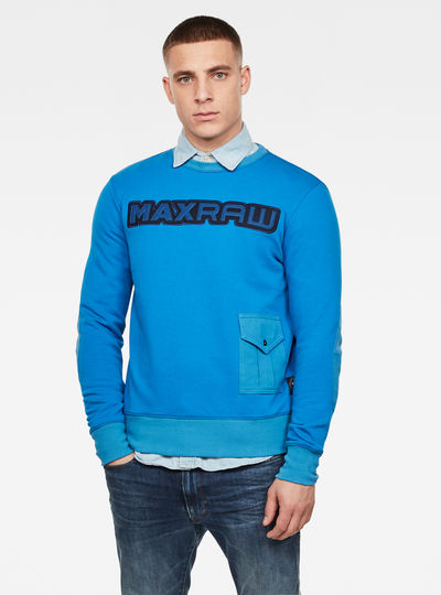 Max Graphic Sweatshirt