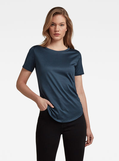 Small Graphic Mysid Optic Slim Top