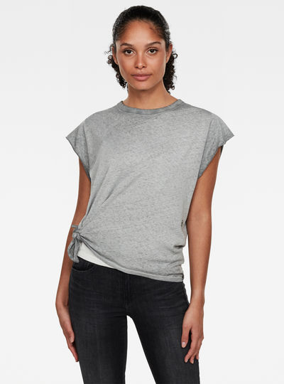 Gyre Knot Top