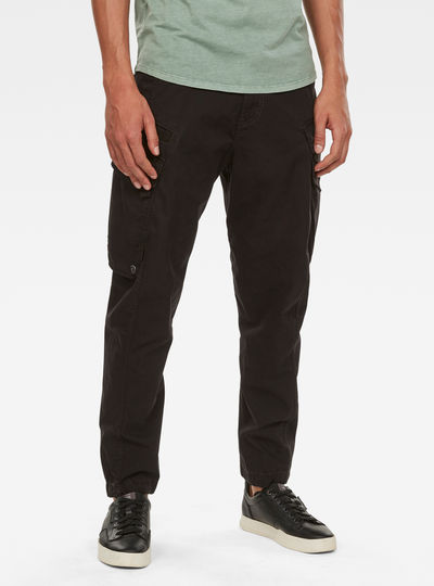 Pantalon Cargo Droner Relaxed Tapered