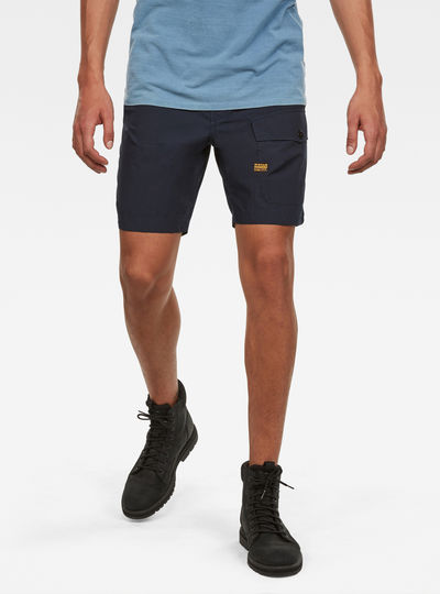 Front Pocket Sport Short