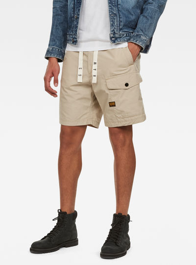 Front Pocket Sport Shorts