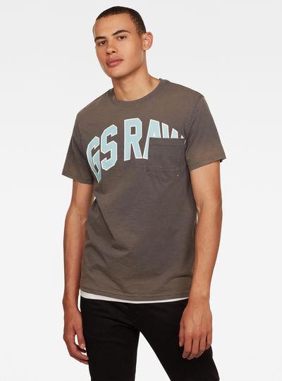 Collegic GR Pocket T-Shirt