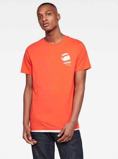 Big Logo Back GR T-Shirt
