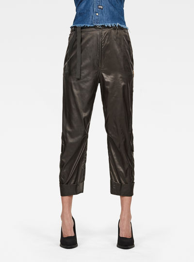 Pantalones 3D Utility High Loose Crop