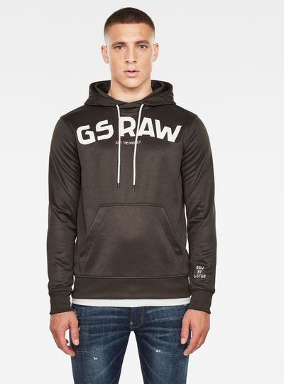 Gsraw GR Hooded Sweater