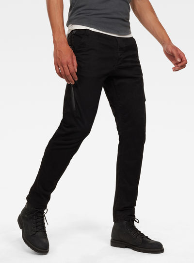 Citishield 3D Cargo Slim Tapered Jeans