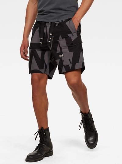 Front Pocket Sport Shorts