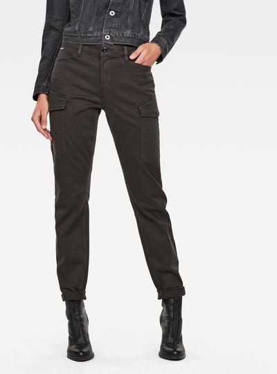 Pantalon Blossite G-shape Army High Skinny