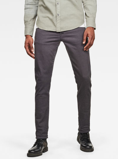 G-Bleid Slim Gekleurde Jeans