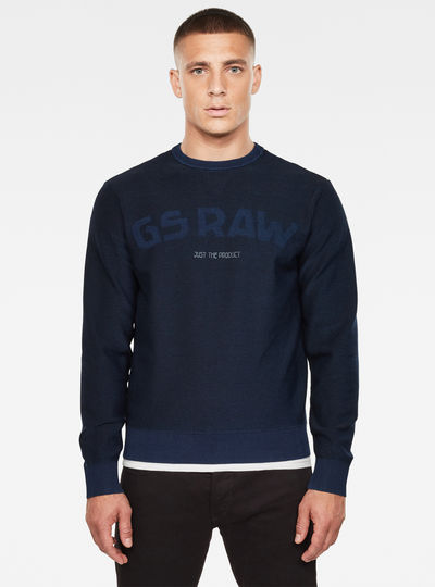 Jersey Gsraw Knit
