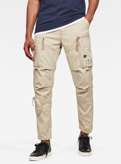 Pantalones Arris Straight Tapered