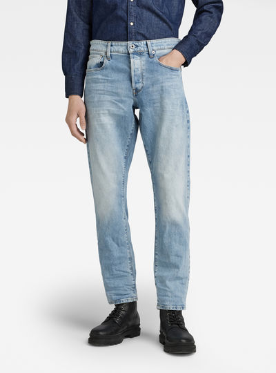 Jean 3301 Straight Tapered