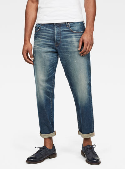Jean Morry 3D Relaxed Tapered