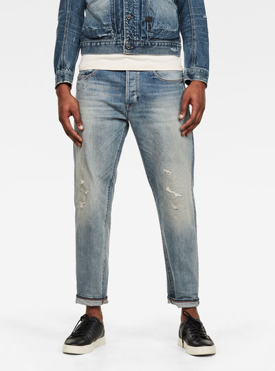 Morry 3D Relaxed Tapered Jeans