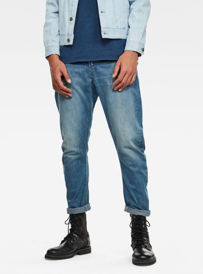 Type C N 3D Straight Tapered 2.0 Jeans