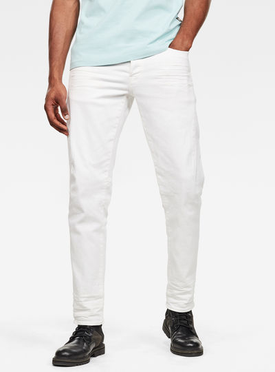 Citishield 3D Slim Tapered AC Jeans