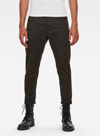 Loic Relaxed Tapered Colored Jeans