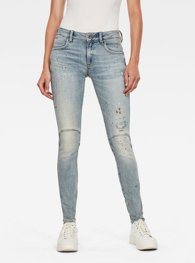 G-Star Jackpant 3D Midwaist Skinny Jeans