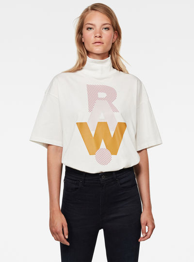 RAW Dot GR Carrn Top