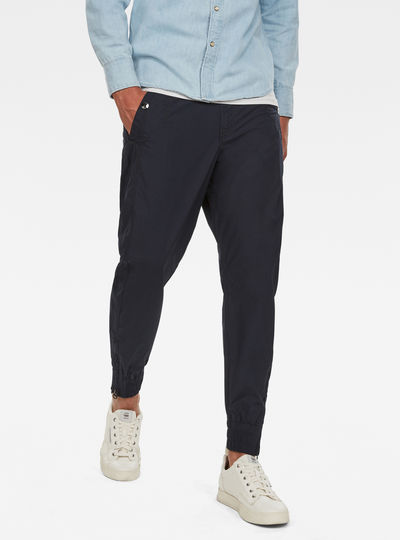 Pantalon 3D Relaxed Cuffed Trainer