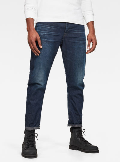 Type C NW 3D Straight Tapered 2.0 Jeans