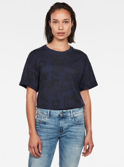 Loose Allover Top