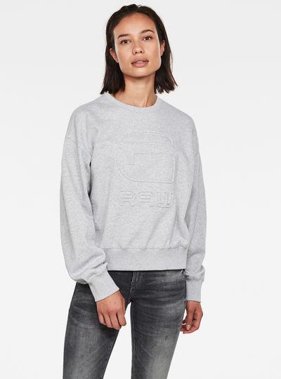 Loose Sweatshirt