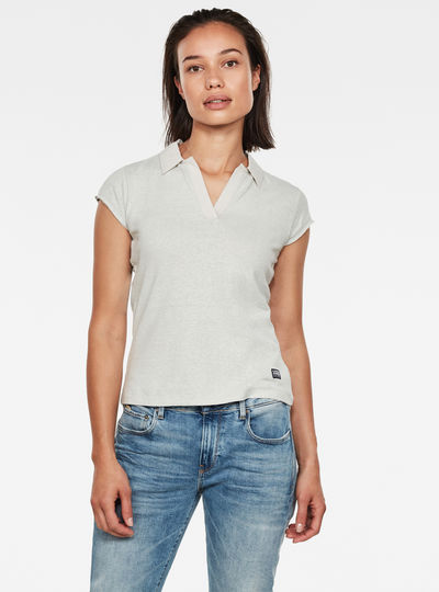 Noril Polo Slim Top