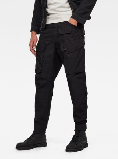 Jungle Relaxed Tapered Cargo Pants