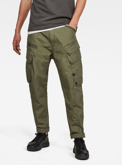 Droner Relaxed Tapered Cargo Pants