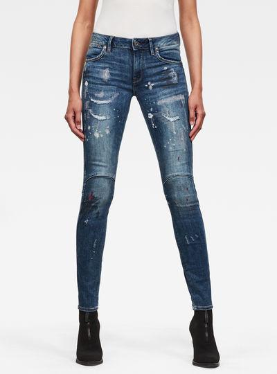 Jean G-Star Jackpant 3D Mid Skinny