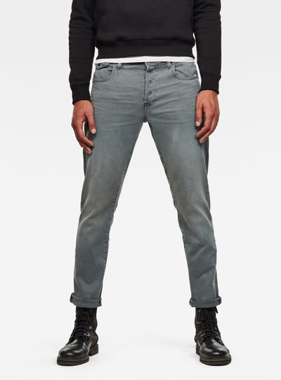 Kilcot Straight Tapered Colored Jeans