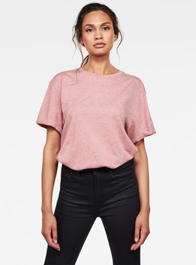 Lash Fem Loose T-Shirt