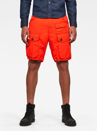 Jungle Cargo Shorts