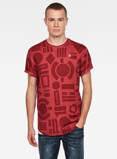 Badges Lash AOP T-Shirt