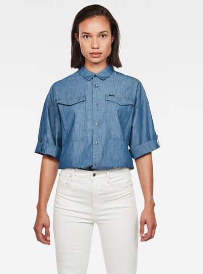 Joosa Button Up Shirt