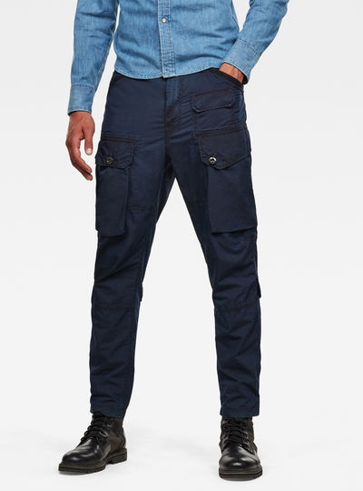 Pantalones Jungle Relaxed Tapered Cargo