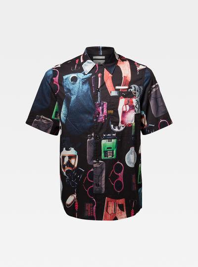 Bristum 1-Pocket Service Straight Overhemd