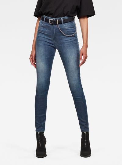 Jean Kafey Ultra High Skinny