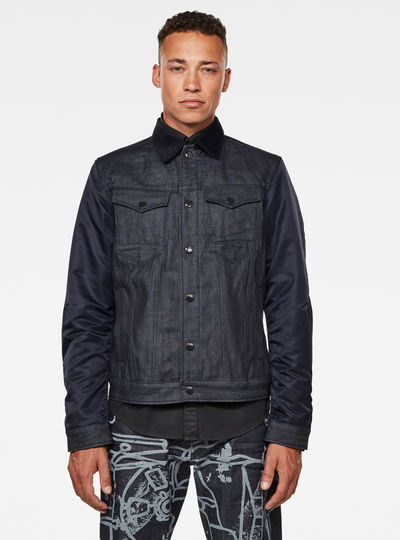 Arc 3D Slim Padded Jacket PM