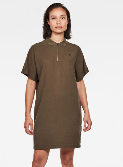 Joosa Polo Dress