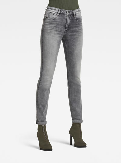 Noxer High Straight Jeans