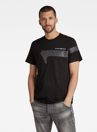 1 Reflective Graphic T-Shirt
