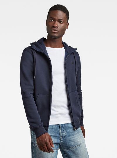 Premium Basic Zip Sweater