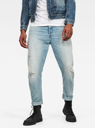 Type C 3D Straight Tapered 2.0 Jeans