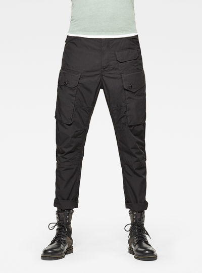 Jungle relaxed tapered cargo pant