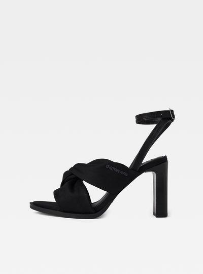 Chaussures à talon Knot-Marina