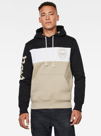 Graphic 15 Hooded Sweater